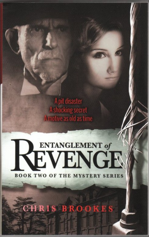 Image for Entanglement of Revenge: Book Two of the Mystery Series