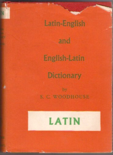 Image for The Englishman's Pocket Latin English and English Latin Dictionary