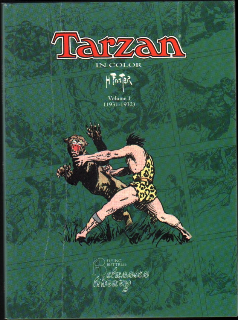 Image for Tarzan in Color: Volume 1 (1931-1932)