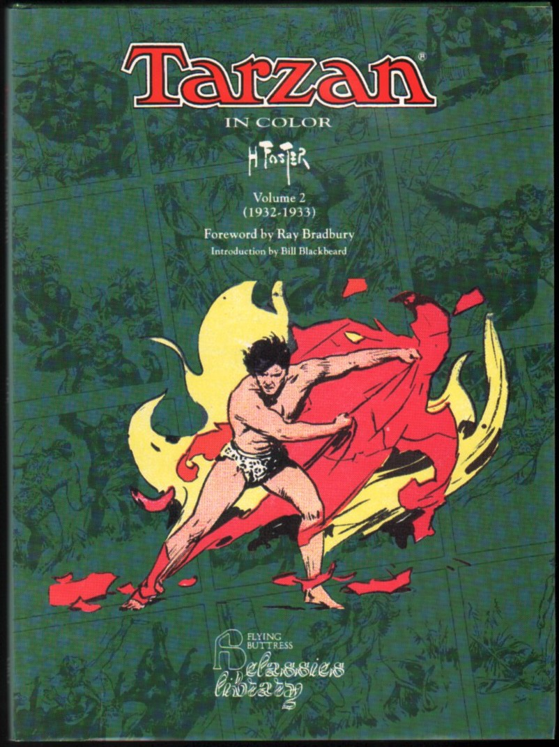 Image for Tarzan in Color: Volume 2 (1932-1933)