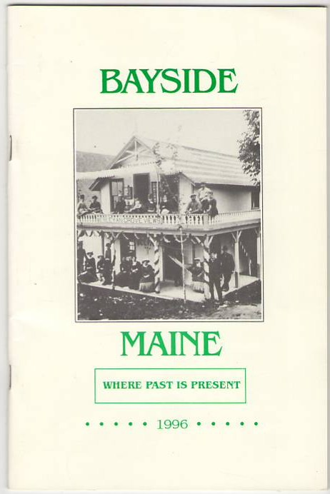 Image for Bayside Maine Where Past Is Present