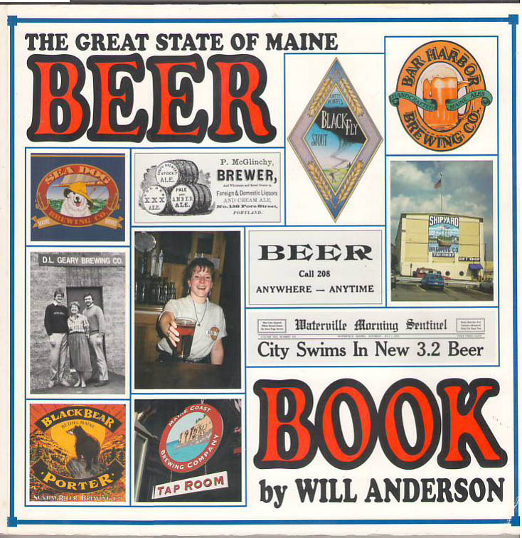Image for The Great State of Maine Beer Book