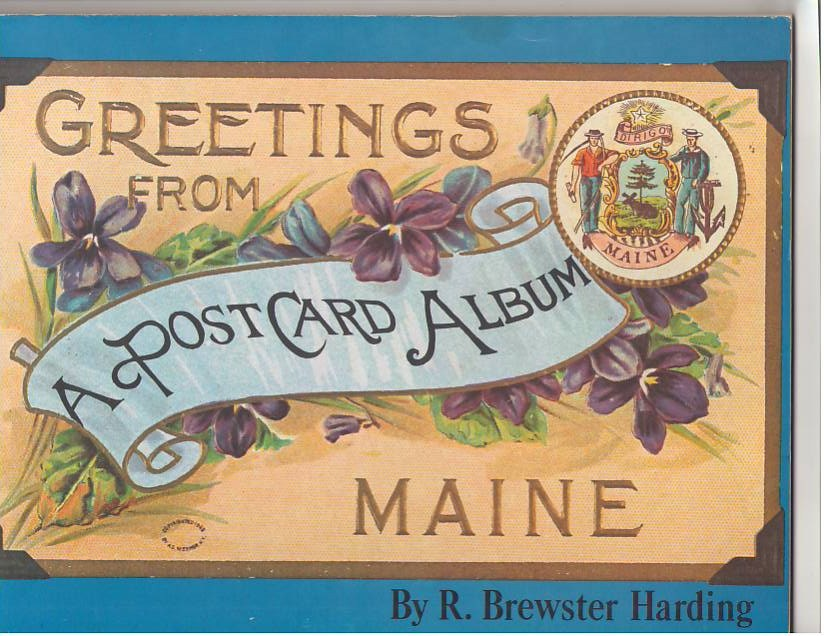 Image for Greetings from Maine: A Postcard Album