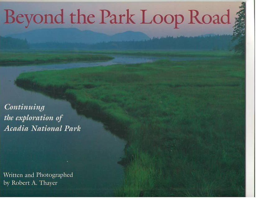 Image for Beyond the Park Loop Road