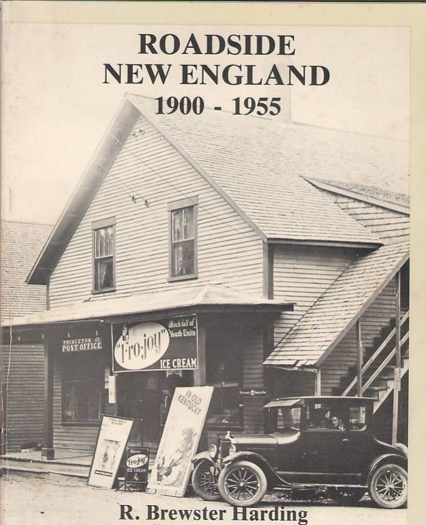Image for Roadside New England 1900-1955