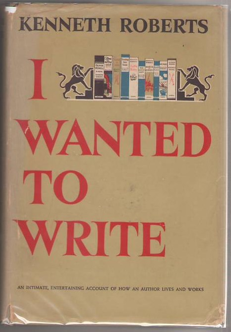 Image for I Wanted to Write