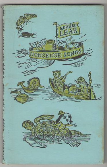 Image for Edward Lear's Nonsense Songs with the Author's Own Illustrations