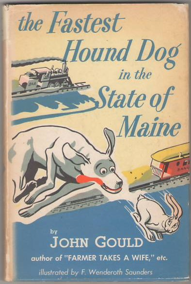 Image for The Fastest Hound Dog in the State of Maine