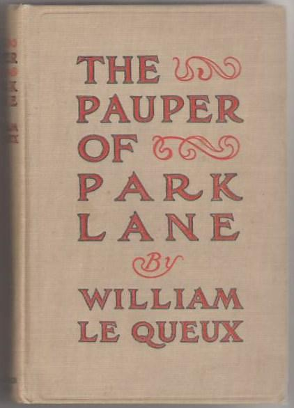 Image for The Pauper of Park Lane
