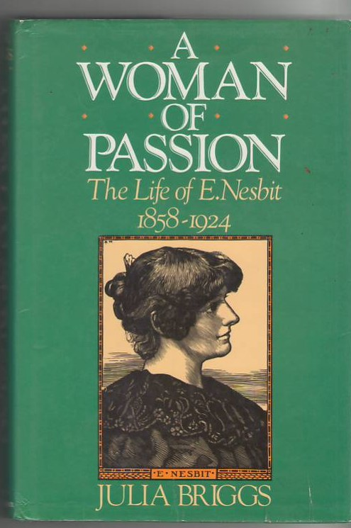 Image for A Woman of Passion: The Life of E. Nesbit 1858-1924