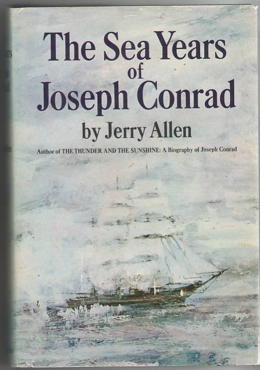 Image for The Sea Years of Joseph Conrad