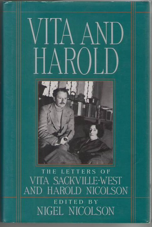 Image for Vita and Harold: The Letters of Vita Sackville-West and Harold Nicholson