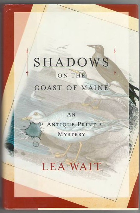 Image for Shadows on the Coast of Maine: An Antique Print Mystery