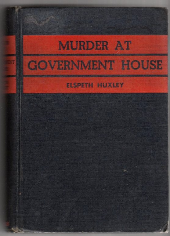 Image for Murder at Government House