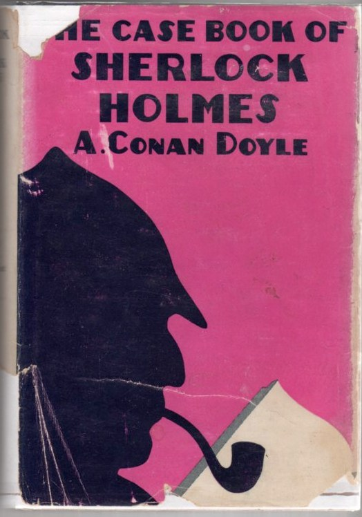 Image for The Case Book of Sherlock Holmes
