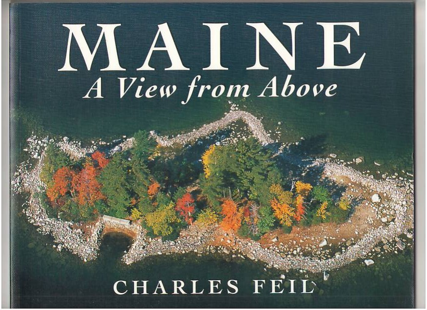 Image for Maine: A View From Above