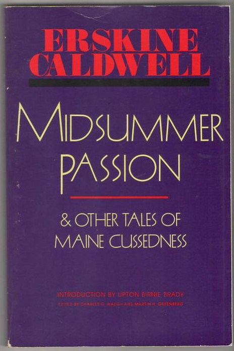 Image for Midsummer Passion & Other Tales of Maine Cussedness