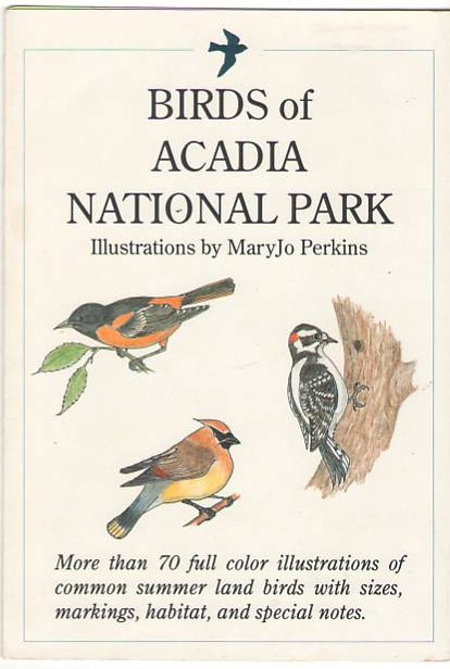 Image for Birds of Acadia National Park