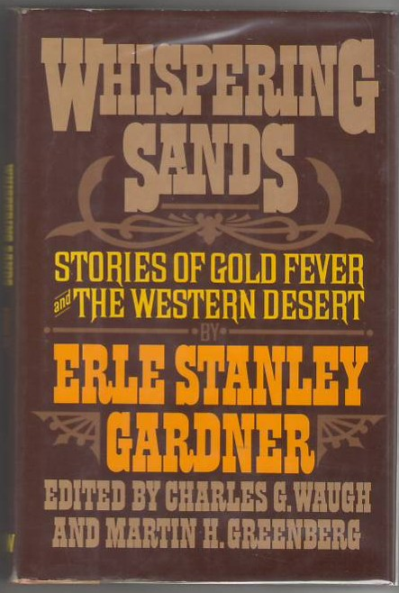 Image for Whispering Sands: Stories of Gold Fever and the Western Desert