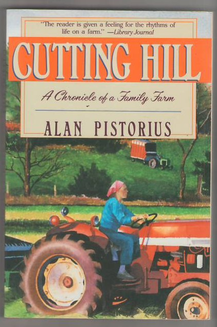 Image for Cutting Hill: A Chronicle of a Family Farm