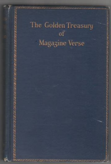 Image for The Golden Treasury of Magazine Verse