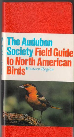 Image for The Audubon Society Field Guide to North American Birds (Western Region)