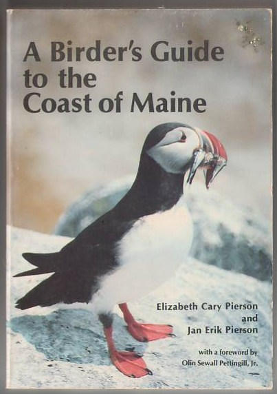 Image for A Birder's Guide to the Coast of Maine