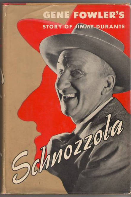 Image for Schnozzola: The Story of Jimmy Durante