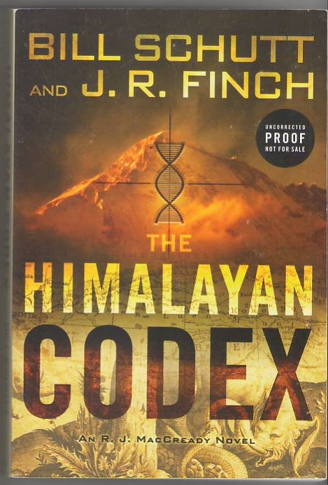 Image for The Himalayan Codex: An R. J. MacCready Novel