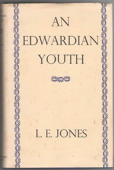 Image for An Edwardian Youth