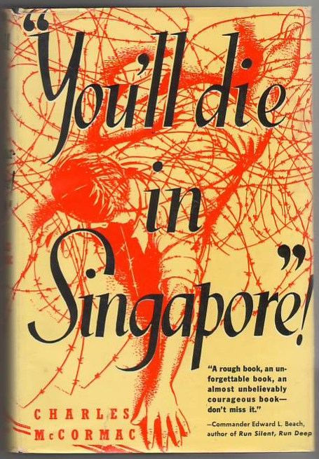 Image for You'll Die in Singapore!