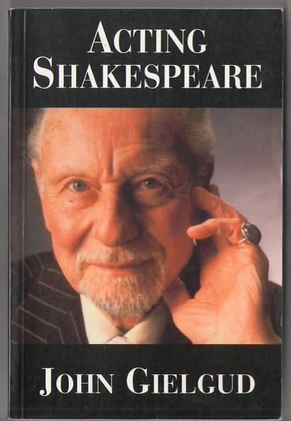 Image for Acting Shakespeare