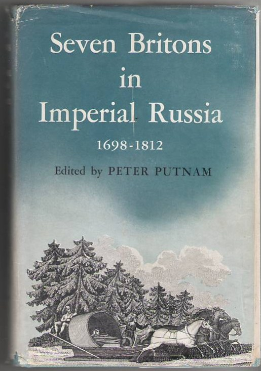 Image for Seven Britons in Imperial Russia 1698-1812