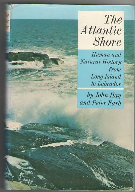 Image for The Atlantic Shore: Human and Natural History from Long Island to Labrador