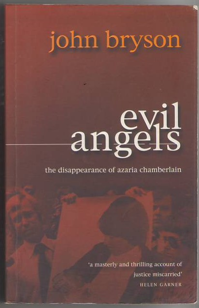 Image for Evil Angels: The Disappearance of Azaria Chamberlain