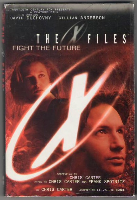 Image for The X Files: Fight the Future