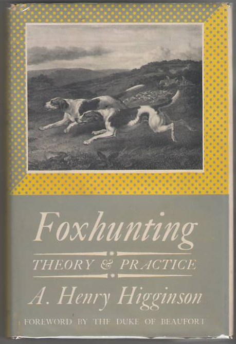 Image for Foxhunting: Theory and Practice