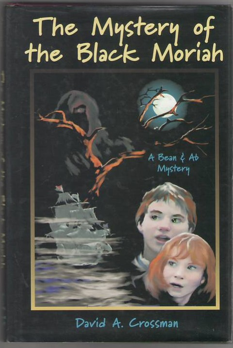 Image for The Mystery of the Black Moriah