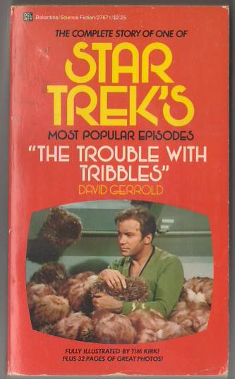 Image for The Trouble With Tribbles