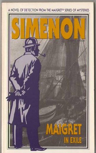Image for Maigret in Exile