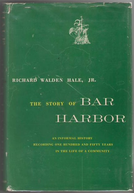 Image for The Story of Bar Harbor