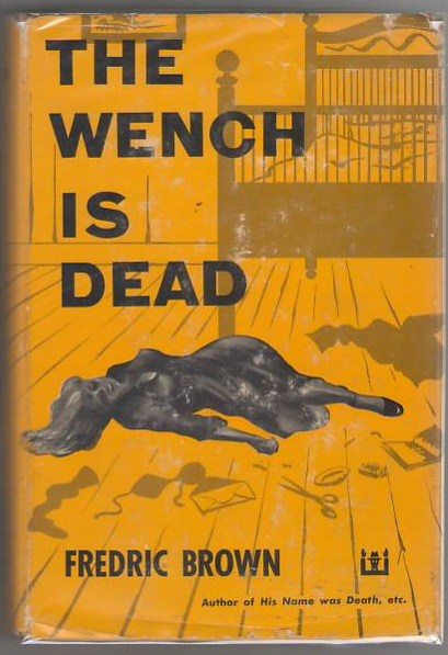 Image for The Wench Is Dead
