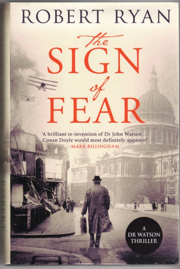 Image for The Sign of Fear: A Dr. Watson Thriller