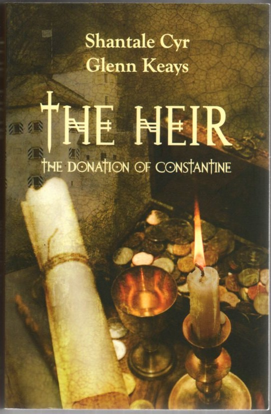 Image for The Heir: The Donation of Constantine