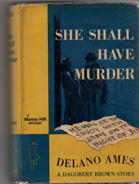 Image for She Shall Have Murder