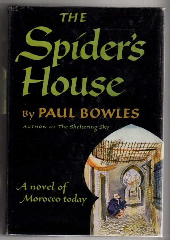 Image for The Spider's House