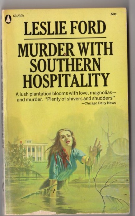 Image for Murder with Southern Hospitality