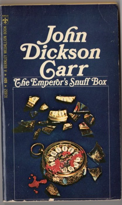 Image for The Emperor's Snuff Box