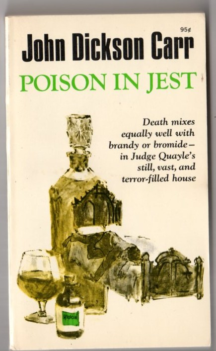Image for Poison in Jest