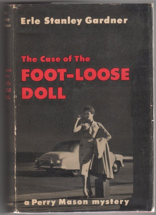 Image for The Case of the Foot-Loose Doll